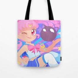 Chibi Usa Tote Bag
