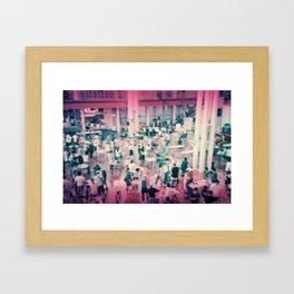 Expo Framed Art Print