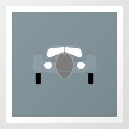 Bugatti Atlantic ( Type 57SC, 1936 ) Art Print
