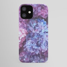 Hydrangeas iPhone Case