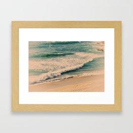 CALIFORNIA COAST - PACIFIC HIGHWAY ONE Framed Art Print