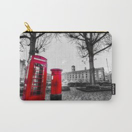 Post Box Phone Box Carry-All Pouch