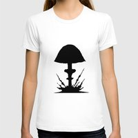 mushroom T-shirts featuring Mushroom by Kristijan D.