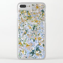 Maximalism Clear iPhone Case