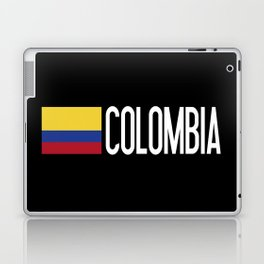 Colombia: Colombian Flag & Colombia Laptop & iPad Skin