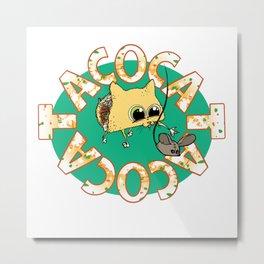 Tacocat is Tacocat! Metal Print