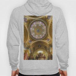 St Stephens Basilica Budapest Hoody