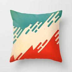(I've Seen) Fire & Rain Throw Pillow