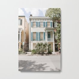 savannah, georgia i Metal Print