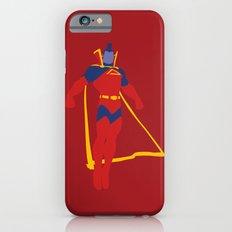 Confidence!  Kallark, The Gladiator Slim Case iPhone 6