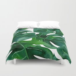 Deep In The Jungle Duvet Cover