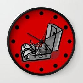 Stove Wall Clock