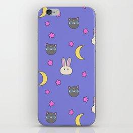 Chibiusa Luna-P Sailor Moon SuperS Blanket iPhone Skin