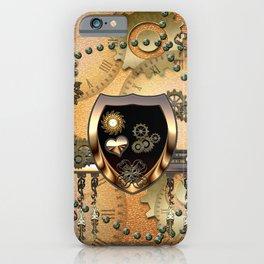 Steampunk iPhone Case