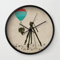 Supersize Cam Attraction Wall Clock