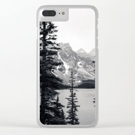 a.D.V.e.N.T.u.R.e 01 ver.black Clear iPhone Case