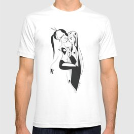 Dancing in the dark - Emilie Record T-shirt