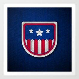 Club Scouts - USA Art Print
