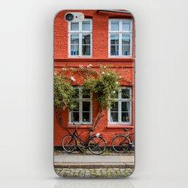 Colors of Copenhagen iPhone Skin