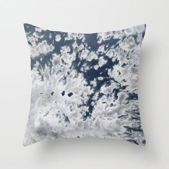 Strata Throw Pillow