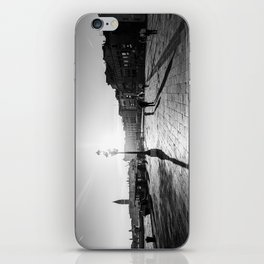 Dragged Into Sunlight iPhone Skin