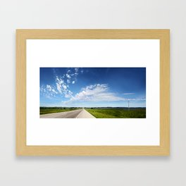 ND Living Framed Art Print