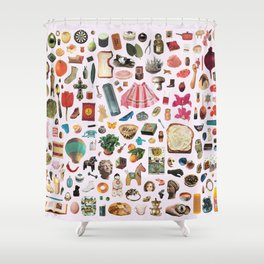 CATALOGUE Shower Curtain