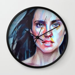 Jennifer Connelly Wall Clock