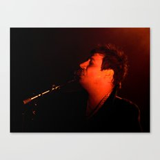 Jamie Hince // The Kills Canvas Print