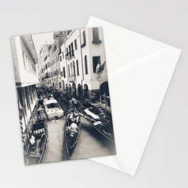 Canal Traffic Stationery Cards