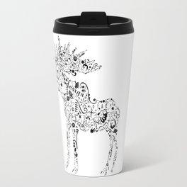 Many shapes of the Moose Travel Mug