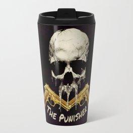 The Punisher (Realistic) Travel Mug