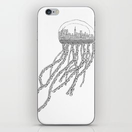 NY Sea iPhone Skin