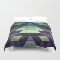spires Duvet Covers featuring dysty_symmytry by Spires