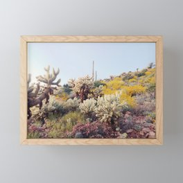 Arizona Color Framed Mini Art Print