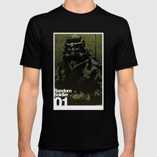 Random Solider 01 T-shirt