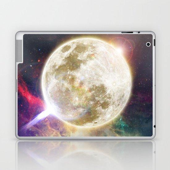 Lunar Disturbance  Laptop & iPad Skin