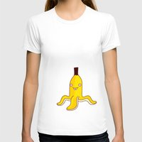 banana T-shirts featuring Banana    by simon oxley idokungfoo.com