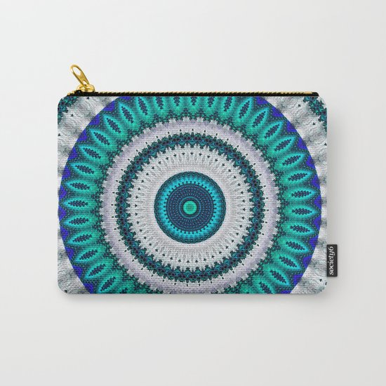 Boho Style mandala Carry-All Pouch