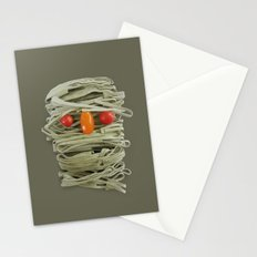 A Thing of the Pasta Stationery Cards
