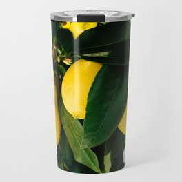 Amalfi Coast Lemons Travel Mug