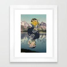 Bipolar Framed Art Print