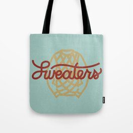 Sweaters Tote Bag
