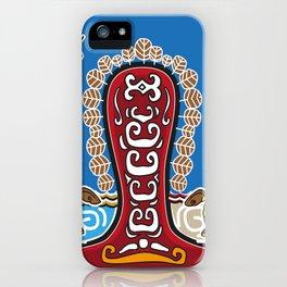 Batik Papua iPhone Case