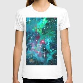 Emerald Nebula T-shirt