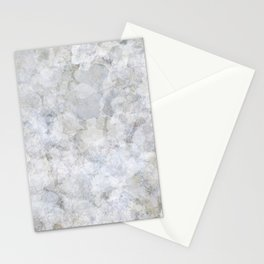 Spring Blossoming - White Roses Stationery Cards