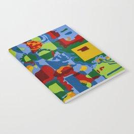 Geometric Garden Notebook