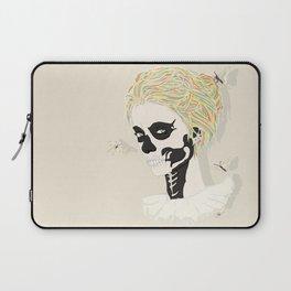 Skull Arlequin Laptop Sleeve
