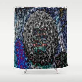 Colorful 09 Shower Curtain