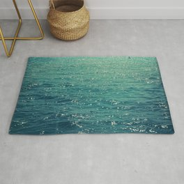 Sea is Always in your Mind Rug
